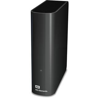 """2000GB WD Elements Desktop WDBWLG0020HBK-EESN 3.5"""" (8.9cm) USB 2.0/USB 3.0 schwarz"""