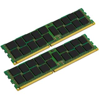 32GB Kingston ValueRAM Apple DDR3-1866 regECC DIMM CL13 Dual Kit