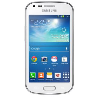 Samsung Galaxy Trend Plus S7580 4 GB weiß