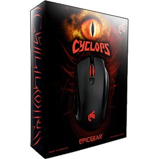 GeIL EpicGear Cyclops Precision USB schwarz (kabelgebunden)