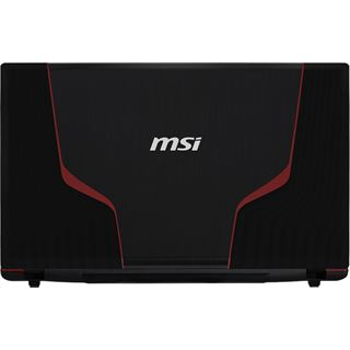 "Notebook 15.6"" (39,62cm) MSI GE60-i750M245FD FreeDos"