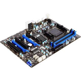 MSI 970A-G43 AMD 970 So.AM3+ Dual Channel DDR3 ATX Retail