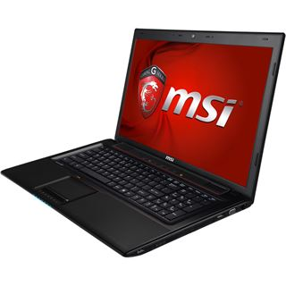 "Notebook 17.3"" (43,94cm) MSI GP70-i740M287FD FreeDOS"