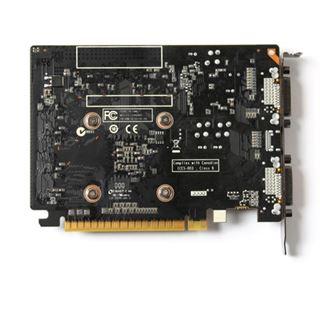 4GB ZOTAC GeForce GT 630 Synergy Edition Aktiv PCIe 2.0 x16 (Retail)