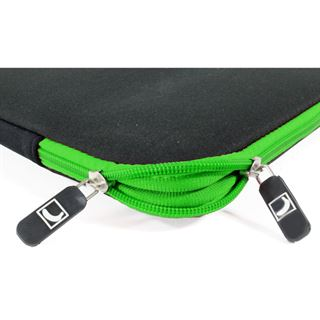 """CoolBananas ShockProof Pouch 13"""" green apple"""
