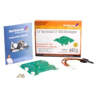 "Startech Festplattenadapter für 2,5"" Festplatten (SATA35252X)"