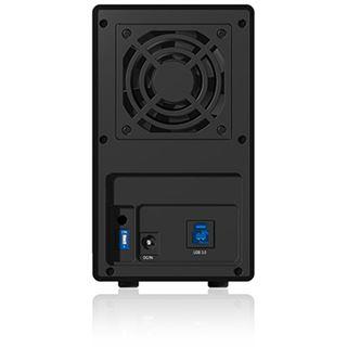 """RaidSonic ICY BOX 3620-20620 3.5"""" (8,89cm) USB 3.0 schwarz"""