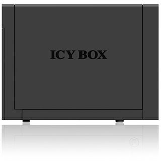 "RaidSonic ICY BOX 3620-20621 3.5"" (8,89cm) eSATA/USB 3.0 schwarz"