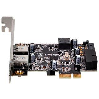 Silverstone SST-EC04-E 3 Port PCIe 2.0 x1 retail