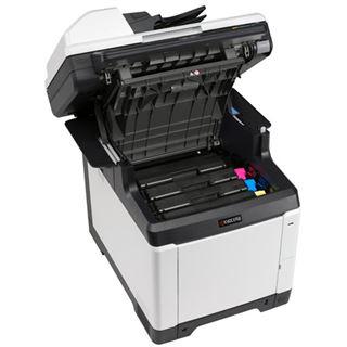 Kyocera ECOSYS M6026cdn 1102PV3NL0 Farblaser Drucken/Scannen/Kopieren Cardreader/LAN/USB 2.0