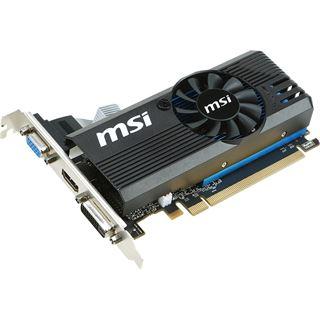 4GB MSI Radeon R7 240 LP Aktiv PCIe 3.0 x16 (Retail)