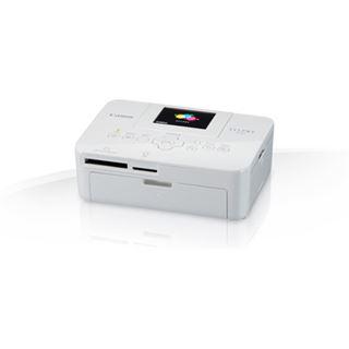 Canon Selphy CP820 weiß Fotodrucker Drucken Cardreader/USB 2.0