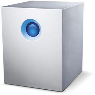 "25000GB LaCie 5big Thunderbolt 9000462EK 3.5"" (8.9cm) 2x Thunderbolt 10Gb/s silber"
