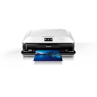 Canon PIXMA MG7150 weiß Tinte Drucken/Scannen/Kopieren LAN/USB 2.0/WLAN