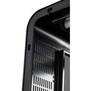 Cooltek UMX2 Midi Tower ohne Netzteil schwarz