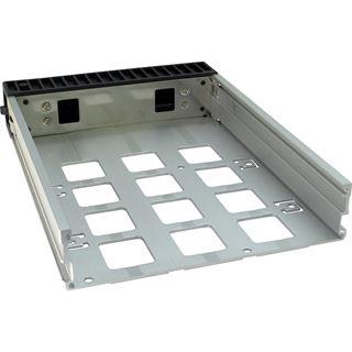 """Inter-Tech VT-315 3x 5,25"""" Wechselrahmen für 5x 2,5""""/3,5"""" Festplatten (88887089)"""