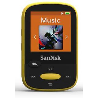 4GB SanDisk Sansa Clip Sport gelb