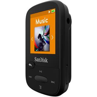 4GB SanDisk Sansa Clip Sport schwarz