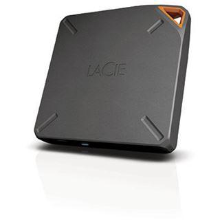 "1000GB LaCie Fuel 9000436EK 2.5"" (6.4cm) USB 3.0/WLan dunkelgrau"