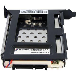 "Startech ernfernbarer Festplatteneinschub für 2,5"" Festplatten (S25SLOTR)"