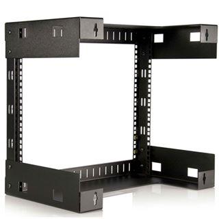 """StarTech 8 HE open Frame19"""" Rack"""