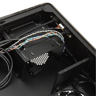 Silverstone RVZ01 Mini-ITX ohne Netzteil schwarz