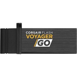 32 GB Corsair Flash Voyager GO schwarz USB 3.0 und microUSB