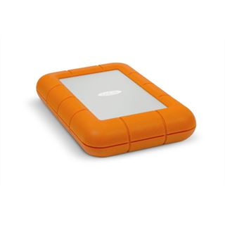 500GB LaCie Rugged Thunderbolt SSD 9000449 Extern USB 3.0/Thunderbolt orange/silber