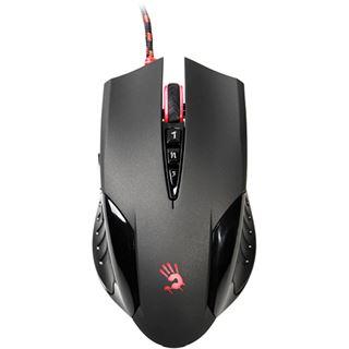 A4tech Bloody V5 USB schwarz/rot (kabelgebunden)