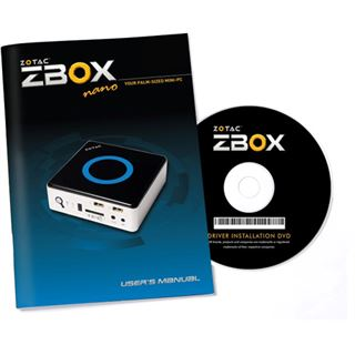 Zotac ZBOX NANO ID69 Barebone
