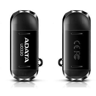 32 GB ADATA DashDrive Durable UD320 schwarz USB 2.0 und microUSB