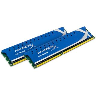 16GB Kingston HyperX Genesis DDR3-1866 DIMM CL10 Dual Kit