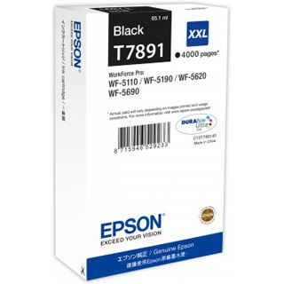 Epson WF-5xxx Series Ink Cart. XXL schwarz