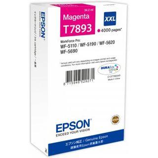 Epson WF-5xxx Series Ink Cart. XXL magenta