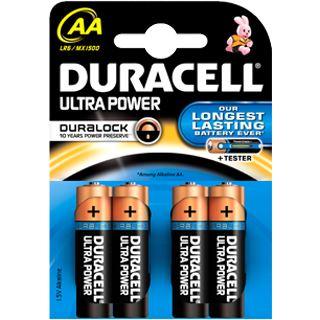 Duracell Batterie Alkaline, Mignon, AA, LR06, 1.5V