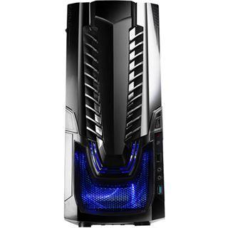 Raidmax Horus mit Sichtfenster Midi Tower ohne Netzteil schwarz
