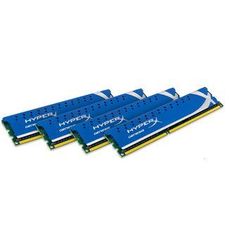 16GB Kingston HyperX Genesis DDR3-1866 DIMM CL10 Quad Kit