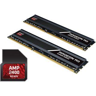 8GB AMD Radeon R9 Gamer Series DDR3-2400 DIMM CL11 Dual Kit