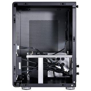 Lian Li PC-Q33B Wuerfel ohne Netzteil schwarz
