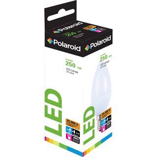 Polaroid LED Retrofit, E14, Candle, 3W (25W), 3000K