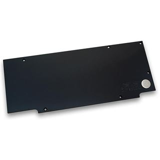 EK Water Blocks EK-FC R9-280X DCII Backplate - Black