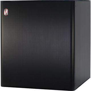 Inter-Tech ITX E-D3 Mini-ITX ohne Netzteil schwarz