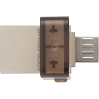 16 GB Kingston DataTraveler microDuo braun USB 2.0 und microUSB