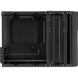 AeroCool QS-101 Black Edition Mini Tower ohne Netzteil schwarz