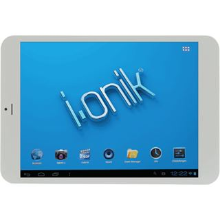 "7.85"" (19,94cm) i.onik TP7.85-1200QC WiFi/Bluetooth/GPS 8GB weiss/silber"