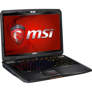 "Notebook 17.3"" (43,94cm) MSI GT70-2PD87FD FreeDOS"