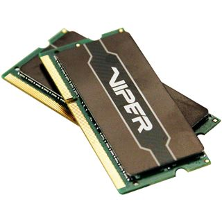 8GB Patriot Viper DDR3L-1866 SO-DIMM CL10 Dual Kit