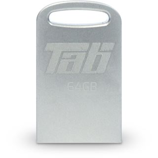 64 GB Patriot Tab silber USB 3.0