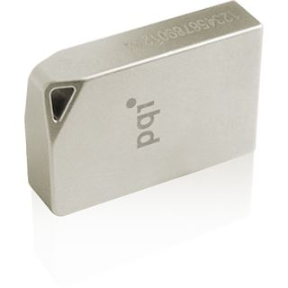 16 GB PQI i-Dot silber USB 3.0