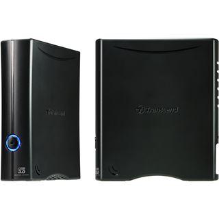 "3000GB Transcend StoreJet TS3TSJ35T3 3.5"" (8.9cm) USB 3.0 schwarz"